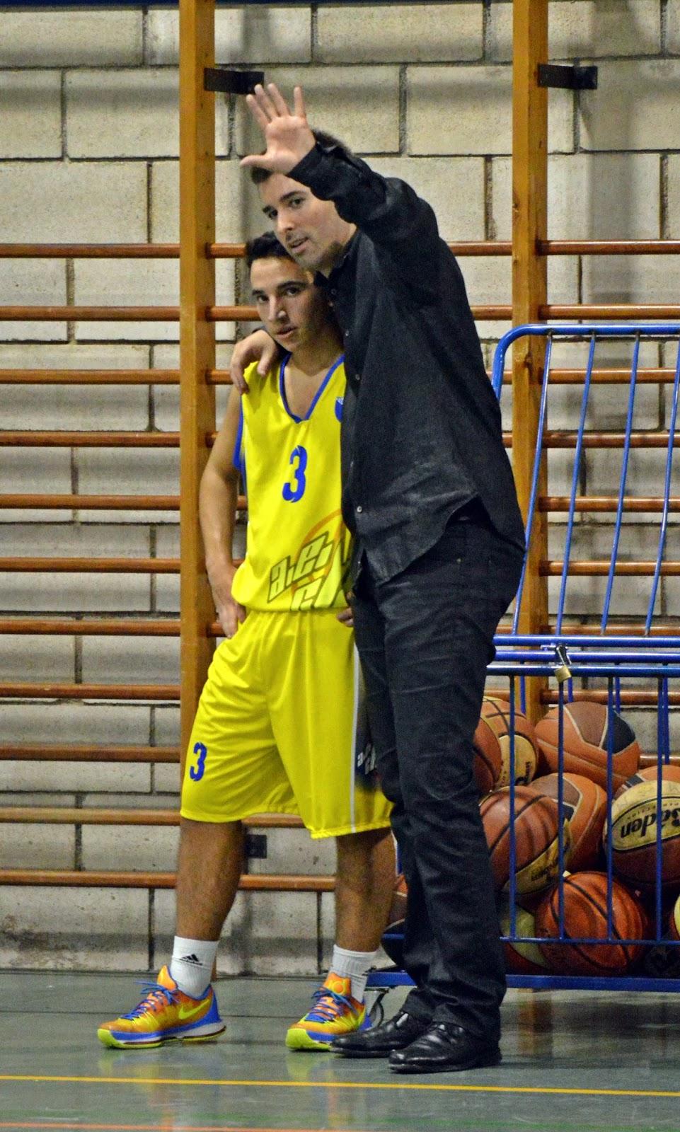 Mikel Polo Wab International Basket Camp